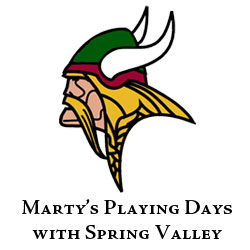 Marty Simpson with Spring Valley